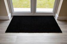 BEST Black Coir Entrance Door Mat Various Sizes UK Floor Mat