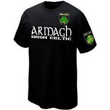 ARMAGH IRELAND IRISH CELTIC T-SHIRT Silkscreen
