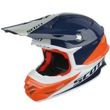 SCOTT 350 Pro Trophy Blau Orange MX Enduro Touring Moto Cross Racing Offroad