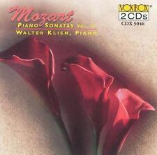 Mozart: Piano Sonatas Vol 2 / Walter Klien, New Music