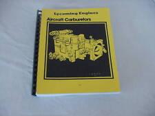 LYCOMING  CARBURETORS OVERHAUL & PARTS MANUAL  -19