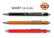 Short Clutch Leadholder Mechanical Pocket Pencil 2mm KOH-I-NOOR VERSATIL 5228