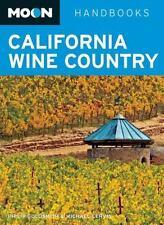 Moon California Wine Country Moon Handbooks
