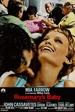 Rosemary's baby Roman Polanski #2 movie poster