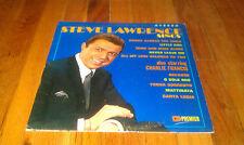 STEVE LAWRENCE sings also starring CHARLIE FRANCIS LP Vintage Record album LP