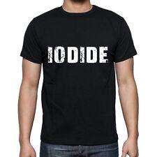 iodide Tshirt, Homme Tshirt Noir, Mens Tshirt black, Cadeau, Gift