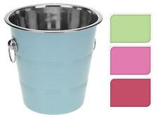 Farbig Edelstahl Eiskühler Wein Kühler Champagner Kühler - 4 Farben
