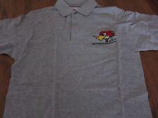 "Rat Rod Hot Rod ""Mr. Horsepower"" Polo Shirt"