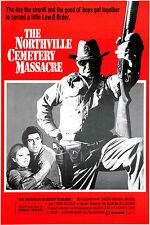 The Northville Cemetery Massacre - 1976 - Movie Poster