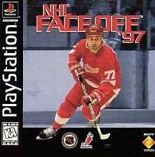 NHL Faceoff 97, New PlayStation, playstation Video Games