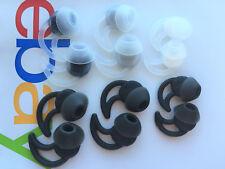 Ear Bud Silicone Tips Sets -Bose QuietComfort Qc20 Qc20i Soundsport Wireless