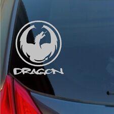Dragon vinyl sticker decal sunglasses goggles snowboard ski motocross snow MX
