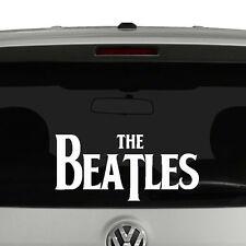 The Beatles Logo Decal Vinyl Sticker Car Window
