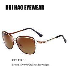 Designer Women Polarized Sunglasses Sun Glasses Frame Eyeglass Eyewear Butterfly