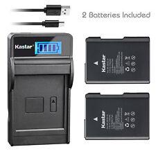 EN-EL14 Battery or Slim LCD Charger for Nikon D3100 D3200 D3300 D3400 Df DSLR