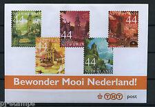 Blokjes 2525-2526 Mooi Nederland 2007 in envelop