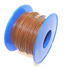 KFZ Kabel Leitung FLRy 1,0mm² 100m braun Fahrzeug Auto LKW Stromkabel FLY
