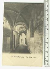 Umbria - Perugia Via delle stalle - PG 9341
