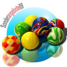 2x 10x 100x 300x Flummis Flummi Springball 32mm Hüpfball Bouncing Ball Tombola