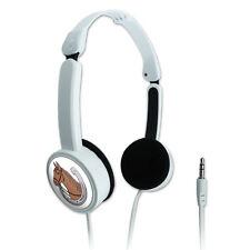 Novelty Travel Portable On-Ear Foldable Headphones Horse Horses