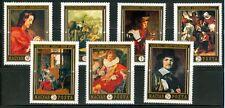 HUNGARY - 1969. Dutch Paintings (Art)Cpl.Set  MNH!  Mi 2555-2561