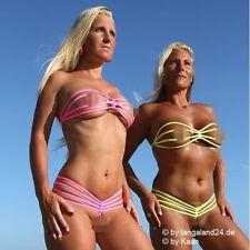 Tangaland String Bikini 4 Lane © by Kaan - Extreme Bikini - Handmade in Germany