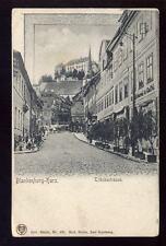 Germany BLANKENBURG u/b Trankenstrasse PPC