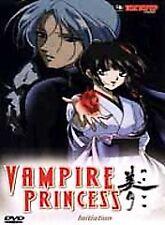 Vampire Princess Miyu TV Series Vol. 1: Initiation (DVD, 2001) RARE BRAND NEW