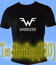 T SHIRT WEEZER Music Pinkerton Tee shirt Weezer Rock Alternative Pop Los angeles
