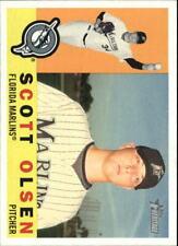 2009 Topps Heritage Baseball Base Singles #272-394 (Pick Your Cards)