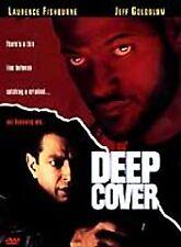 Deep Cover, New DVD, Jaime Cardriche, Ed Cambridge, Donald Bishop, Anna Berger,
