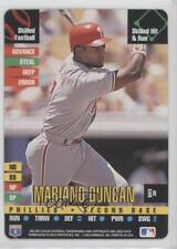 1995 Donruss Top of the Order #MADU Mariano Duncan Philadelphia Phillies Card