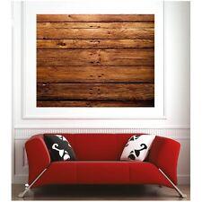 Affiche poster plancher bois18383704