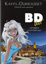 Catalogue Vente aux Enchères BD du 23 janvier 2009 KAHN