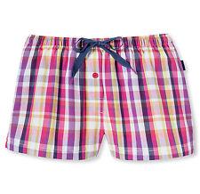 Schiesser Chica Mezclar y Relajarse Webshort Bermudas Pantalones Informales
