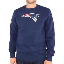 New Era NFL Logo DEL EQUIPO NUEVA PATRIOTAS Sudadera Hombre, azul oscuro, 31041