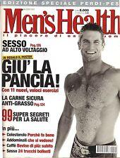 Rivista - Men's Health Giugno 2001 N°11- Speciale Perdi-Peso -  Mondadori Rodale