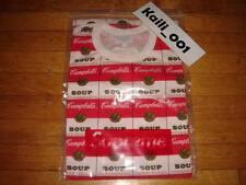 Supreme x Campbell 2012 T Shirt CDG Comme Des Garcons Kermit Moss Tyson Box B