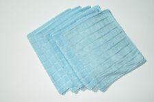 5 x Bodentuch Microfasertuch Professional blau Mikrofasertücher Reinigungstücher