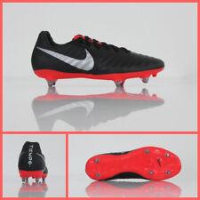 zapatos NIKE fútbol TIEMPO LEGEND 7 PRO SG AQ0429 006 col. negro/ROJO agosto 18