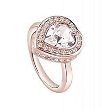 Guess anello da donna acciaio inox oro rosè ubr28509
