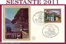 ITALIA FDC FILAGRANO 1981 RIVA DEL GARDA ANNULLO SPECIALE MATERA   F120