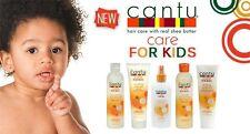 Cantu Soin pour les Enfants Soin Doux pour Texturé Cheveux (Gamme Complète)