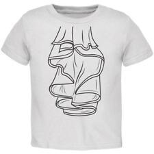 Halloween Pirate Ruffle Shirt Costume Toddler T Shirt