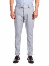 Carrera Jeans - Chino per uomo, modello con stampa, tessuto gabardina