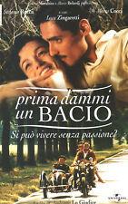 Prima dammi un bacio (2003) VHS Universal L. ZINGARETTI