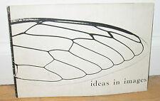 SIGNED Bruce Davidson Ideas in Images Ansel Adams Harry Callahan Gordon Parks PB