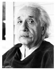 Albert Einstein 1945 Portrait Silver Halide Photo Free Shipping