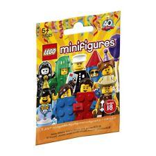 Lego Series 18 Minifiguras 71021-Elige Tu Lego Mini Figura