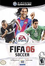 FIFA Soccer 06 (Nintendo GameCube, 2005)